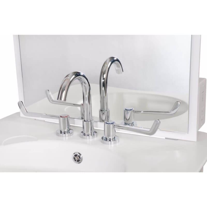 ABW6/AW6sp Height Adjustable Wash Basin | Astor-Bannerman