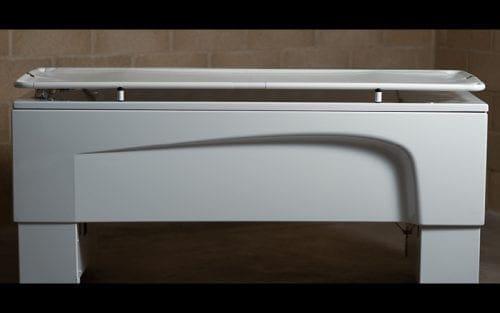 Kiva Height Adjustable Assisted Bath