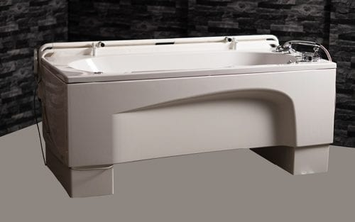 Rio Height Adjustable Assisted Bath