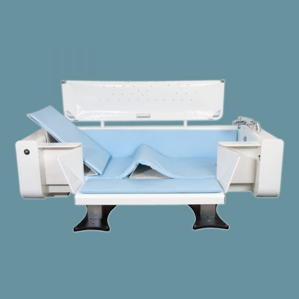 Vanna Height Adjustable Assisted Bath with Powered Side Door