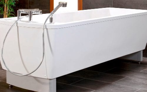 Avero Height Adjustable Assisted Bath