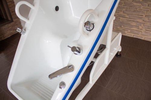 Kinet Reclining Bath