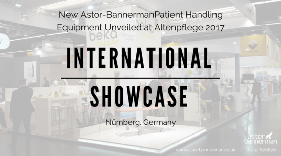 SHOWCASING PATIENT HANDLING SOLUTIONS TO CARE PROFESSIONAL IN GERMANY