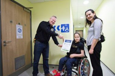 Peoples Choice Changing Places Award 2016 Winner