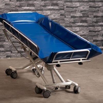 Astor-Bannerman Multicare Mobile Showering and Changing Table