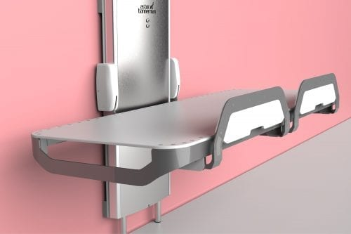 Astor Invincible Changing Table