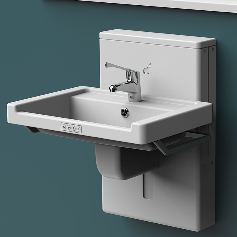Astor Aquba - Height Adjustable Wash Basin