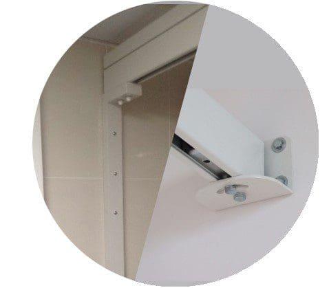 Wall mounted bracket