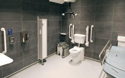 Local Councils to Distribute £30m of Funding for New Changing Places Toilets in England