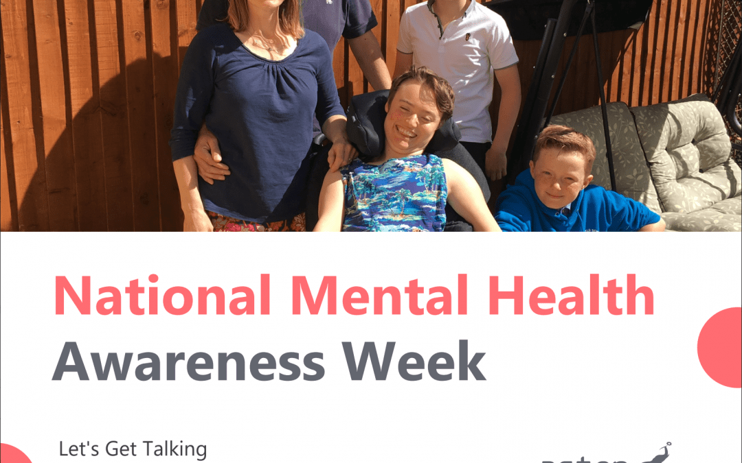 National Mental Health Awareness Week – How have you been affected by Covid-19 and the events of the past 15 months?