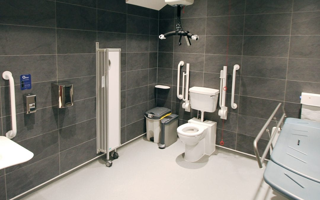 £30m Funding for Changing Places Toilets: Local Authority Applications Now Open!