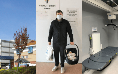 From Changing Places Toilets to Changing Babies' Nappies at Worthing Hospital