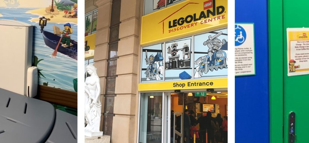Building an Accessible Future: Trafford Centre's Legoland Changing Places Toilet