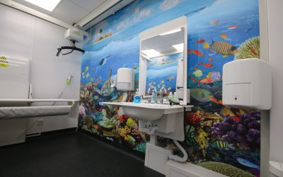Accessible, Beautiful and Very Popular: The Deep's Changing Places Toilet