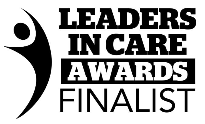 """Leaders in Care"" Finalist"